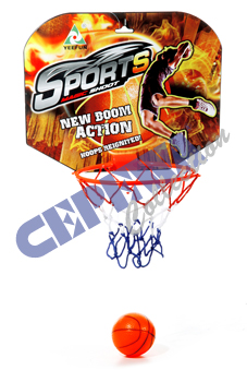 Soft Basketball Set