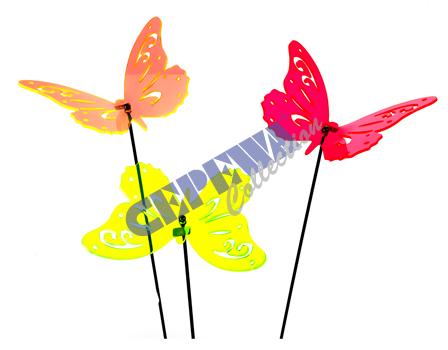 Lichtfänger<br>  Schmetterling ,<br>ca. 75cm