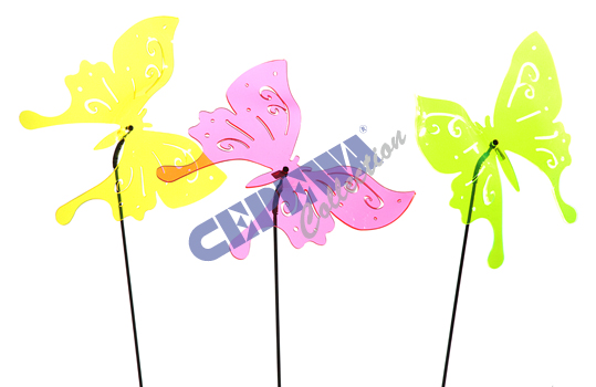 Lichtfänger<br> Butterfly, 3-fach<br>sortiert