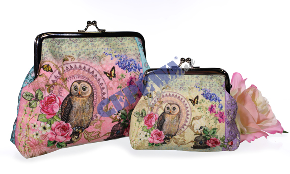 Wallet &quot;Royal<br>Owl&quot;, large