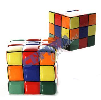 Pénz Box Cube, S, 8cm