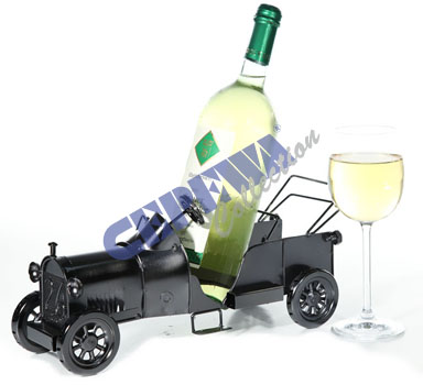 Wine Bottle Holder<br>&quot;Odltimer&quot;